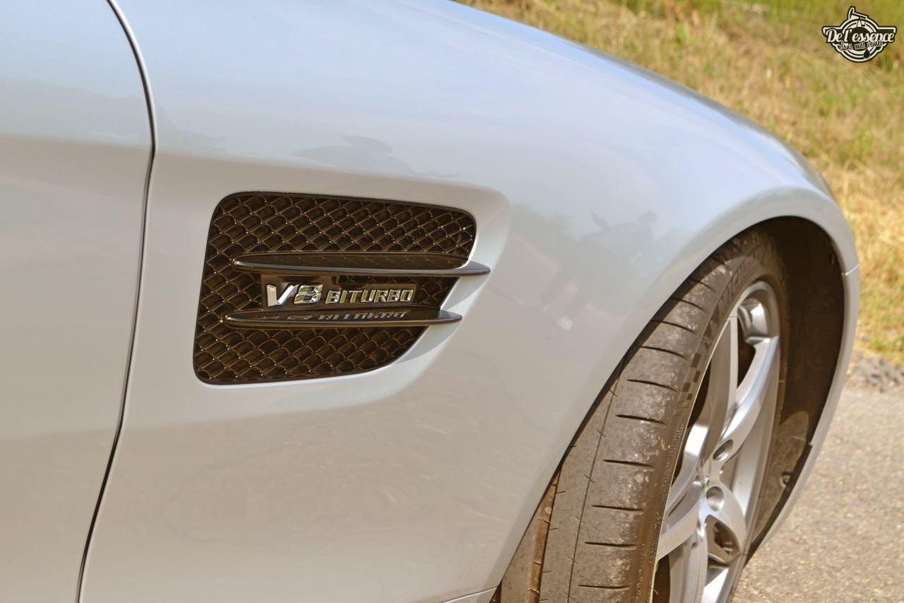 Mercedes AMG GT... Du sport et du luxe ! 7
