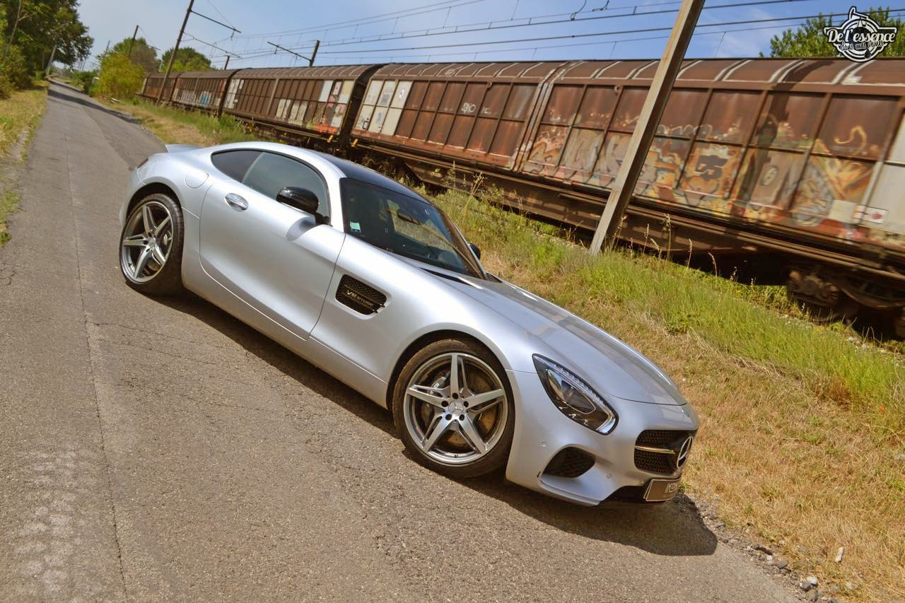 Mercedes AMG GT... Du sport et du luxe ! 11