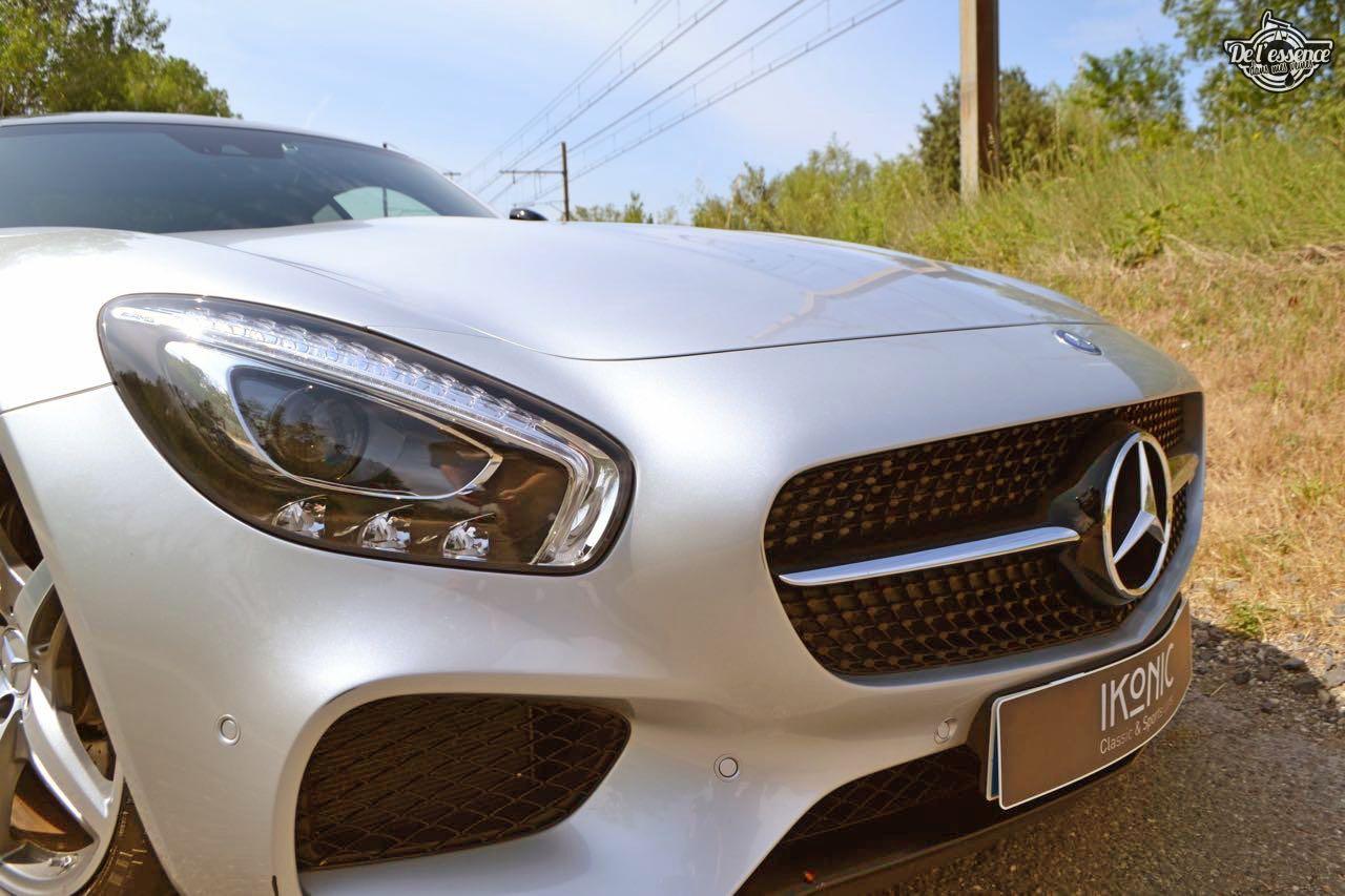 Mercedes AMG GT... Du sport et du luxe ! 4