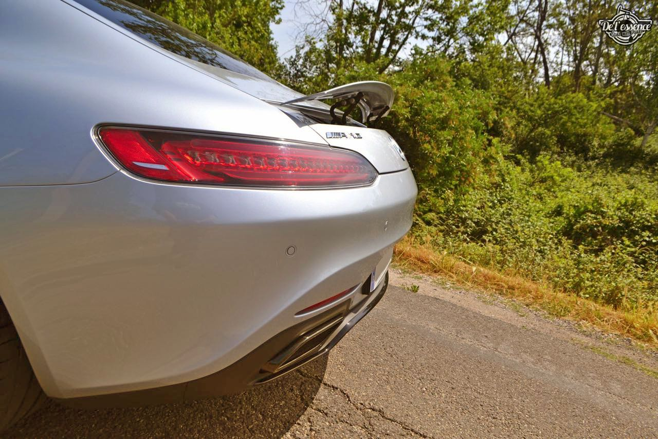 Mercedes AMG GT... Du sport et du luxe ! 9