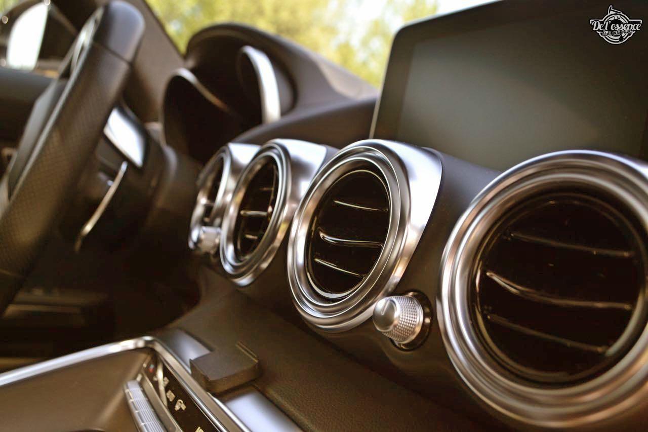 Mercedes AMG GT... Du sport et du luxe ! 13