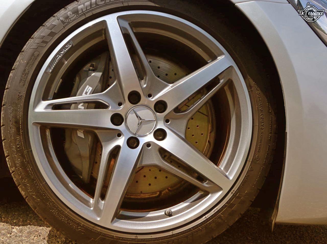 Mercedes AMG GT... Du sport et du luxe ! 22