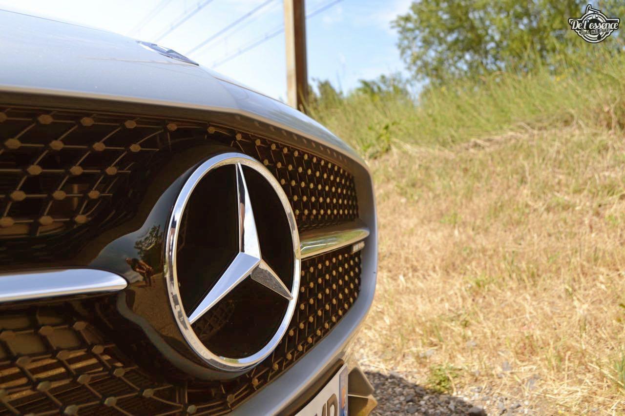 Mercedes AMG GT... Du sport et du luxe ! 21