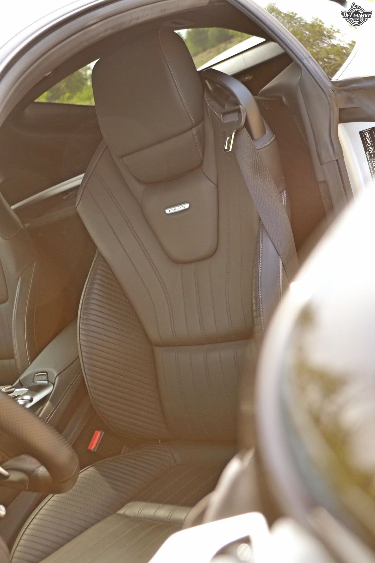 Mercedes AMG GT... Du sport et du luxe ! 10