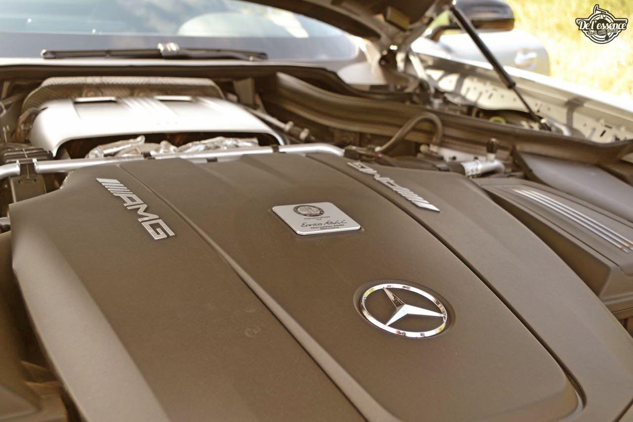 Mercedes AMG GT... Du sport et du luxe ! 5