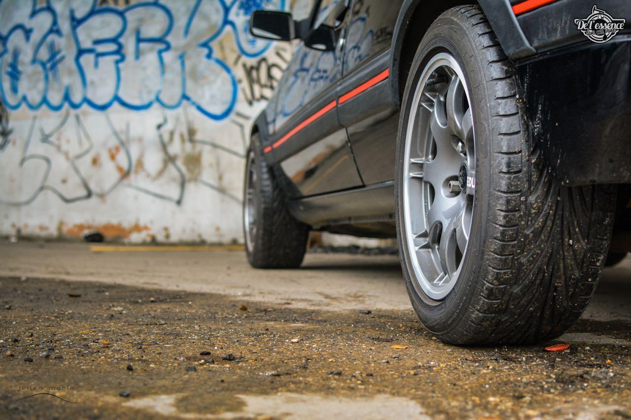 Peugeot 205 Gti de Florent... Le bonheur ? C'est pas compliqué ! 16