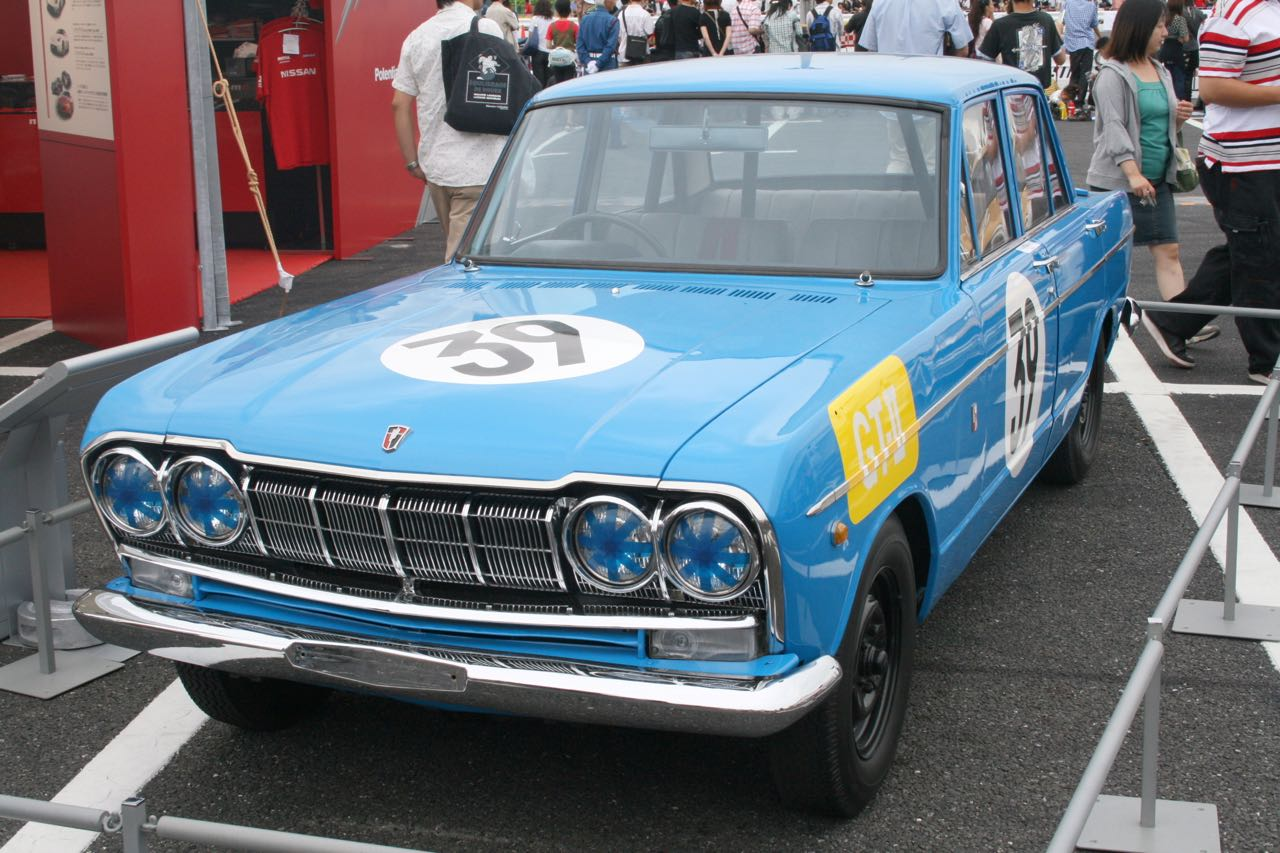 Nissan de la R380 à la R382... Des légendes et un V12 ! 1