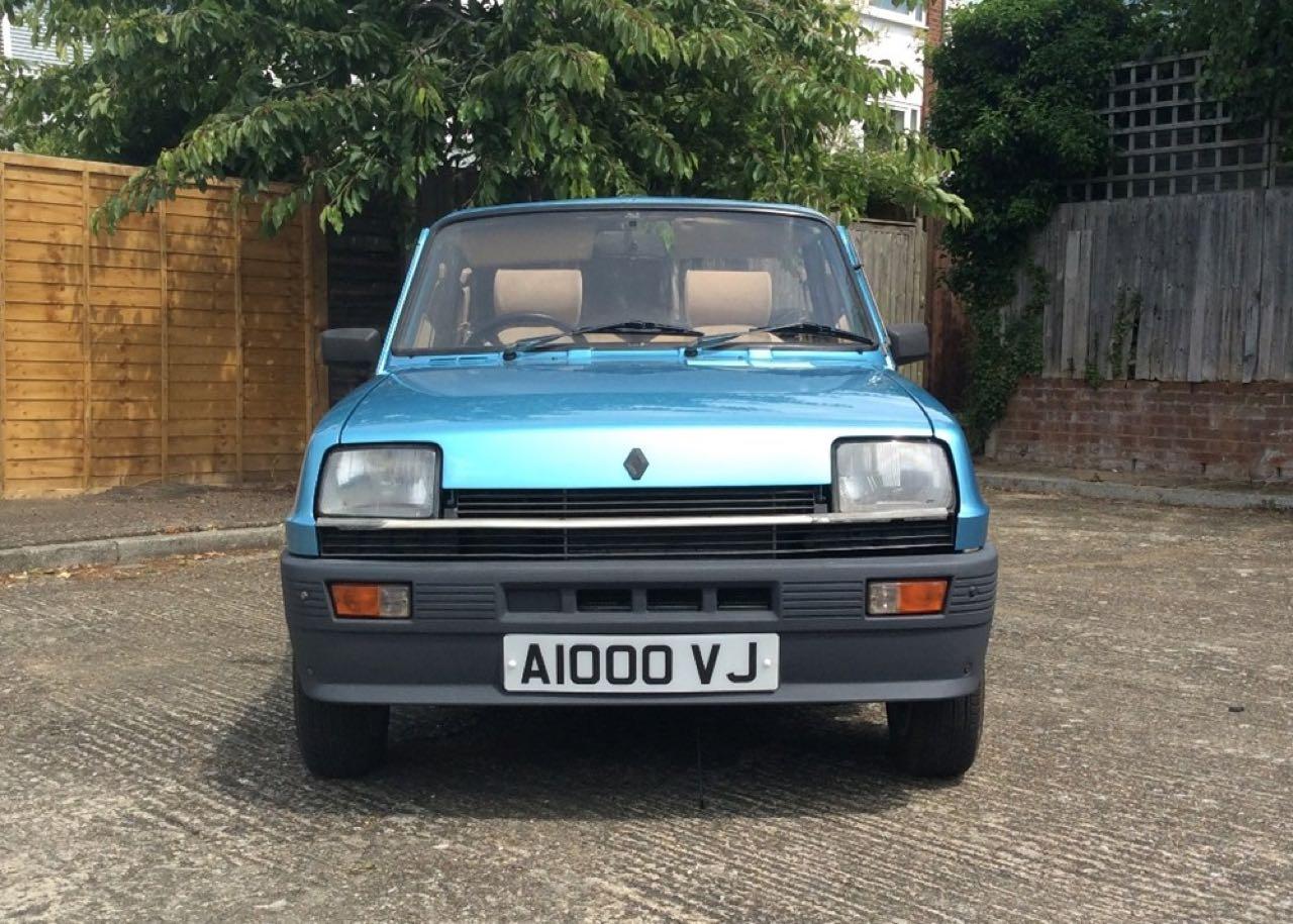 Renault 5 Cabriolet... Signé Cleveland ! 2