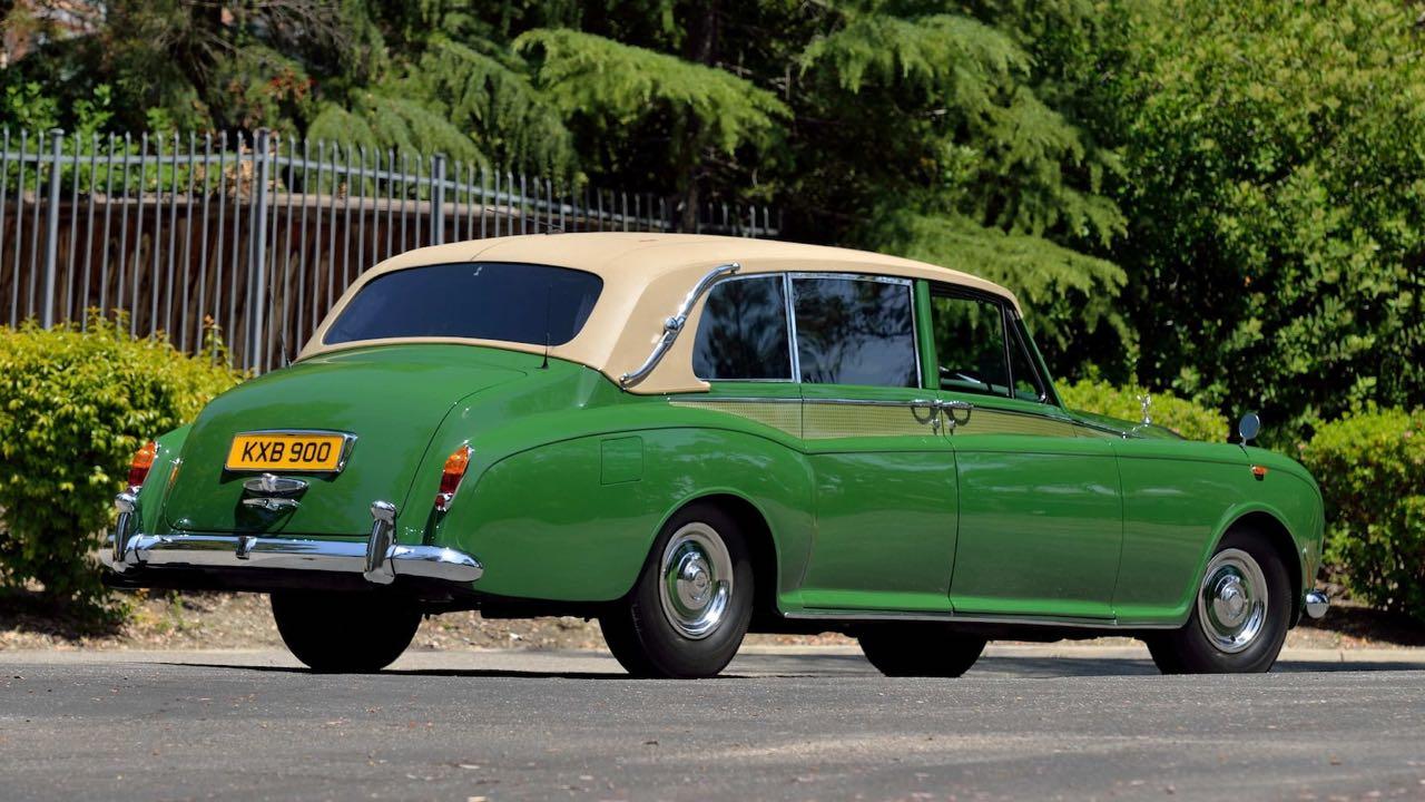 '69 Rolls Royce Phantom Mulliner Park Ward... Club V.I.P ! 8