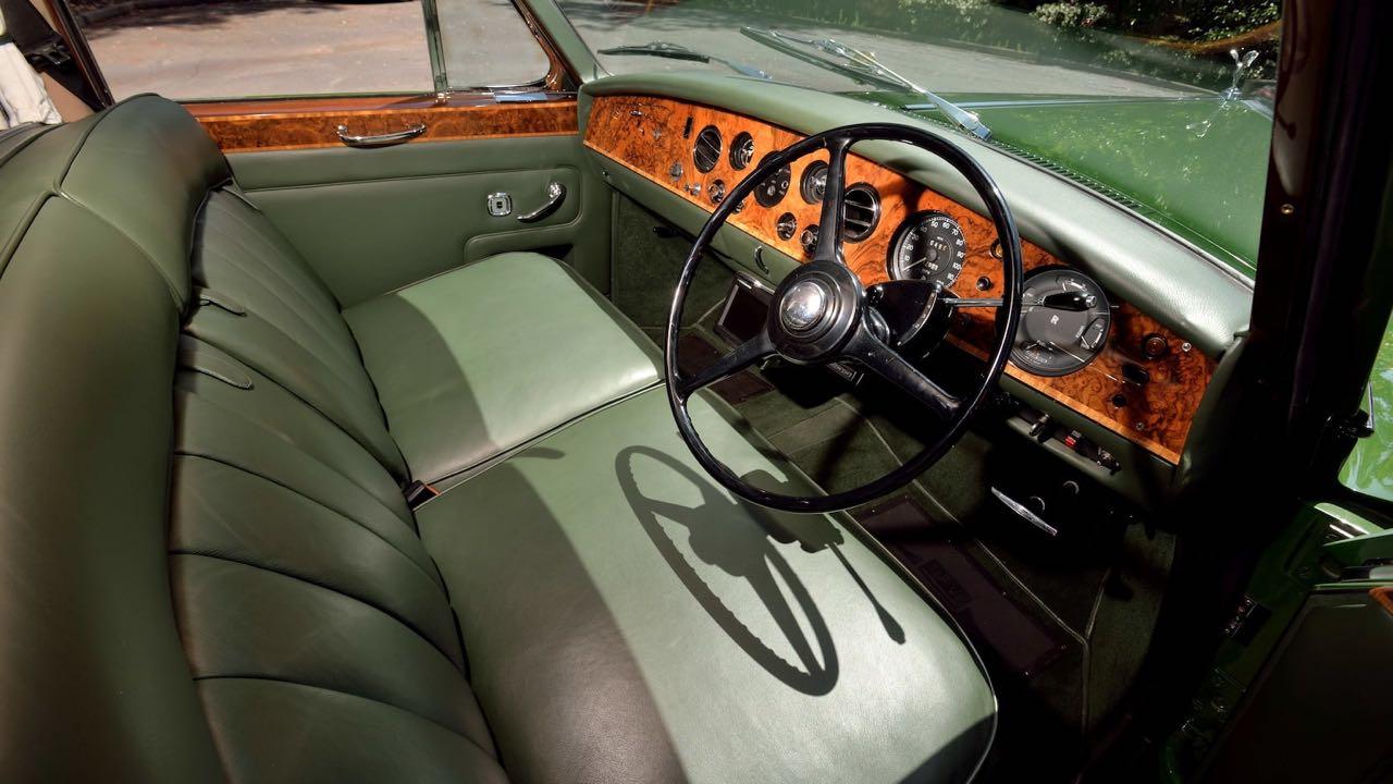 '69 Rolls Royce Phantom Mulliner Park Ward... Club V.I.P ! 9
