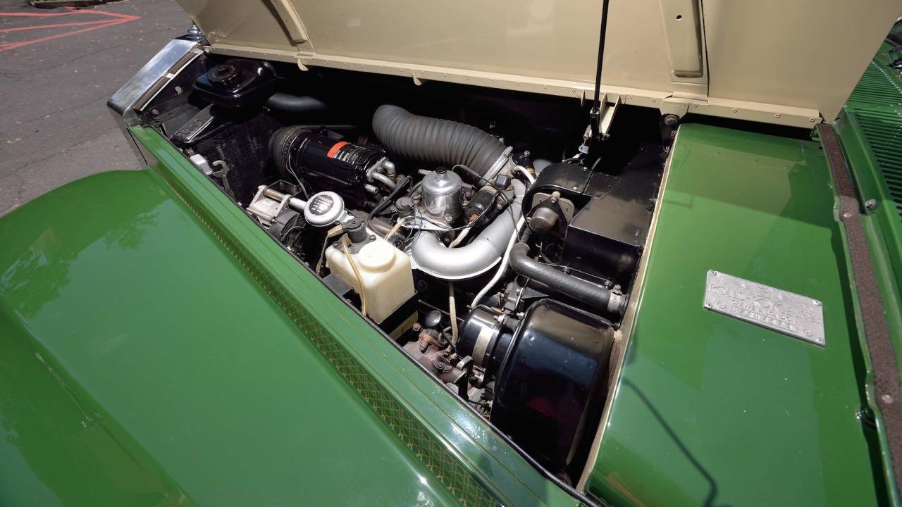 '69 Rolls Royce Phantom Mulliner Park Ward... Club V.I.P ! 7
