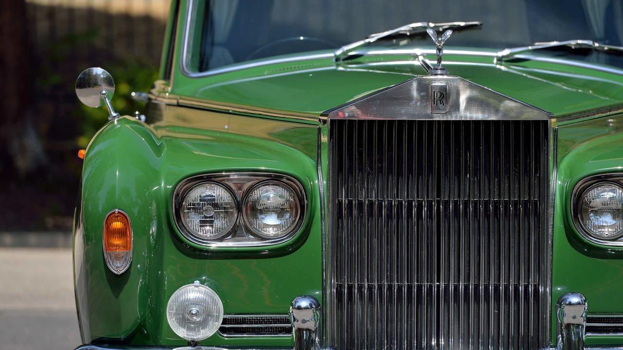 '69 Rolls Royce Phantom Mulliner Park Ward... Club V.I.P ! 14