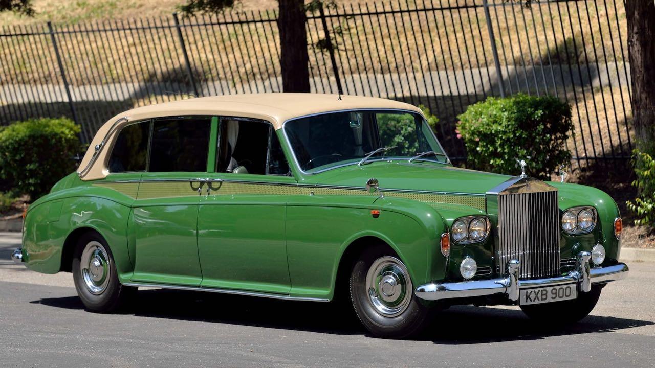 '69 Rolls Royce Phantom Mulliner Park Ward... Club V.I.P ! 6