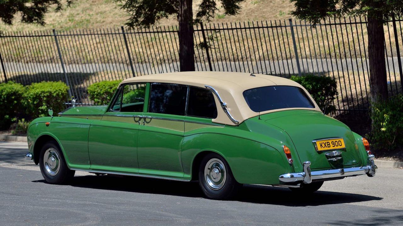 '69 Rolls Royce Phantom Mulliner Park Ward... Club V.I.P ! 4