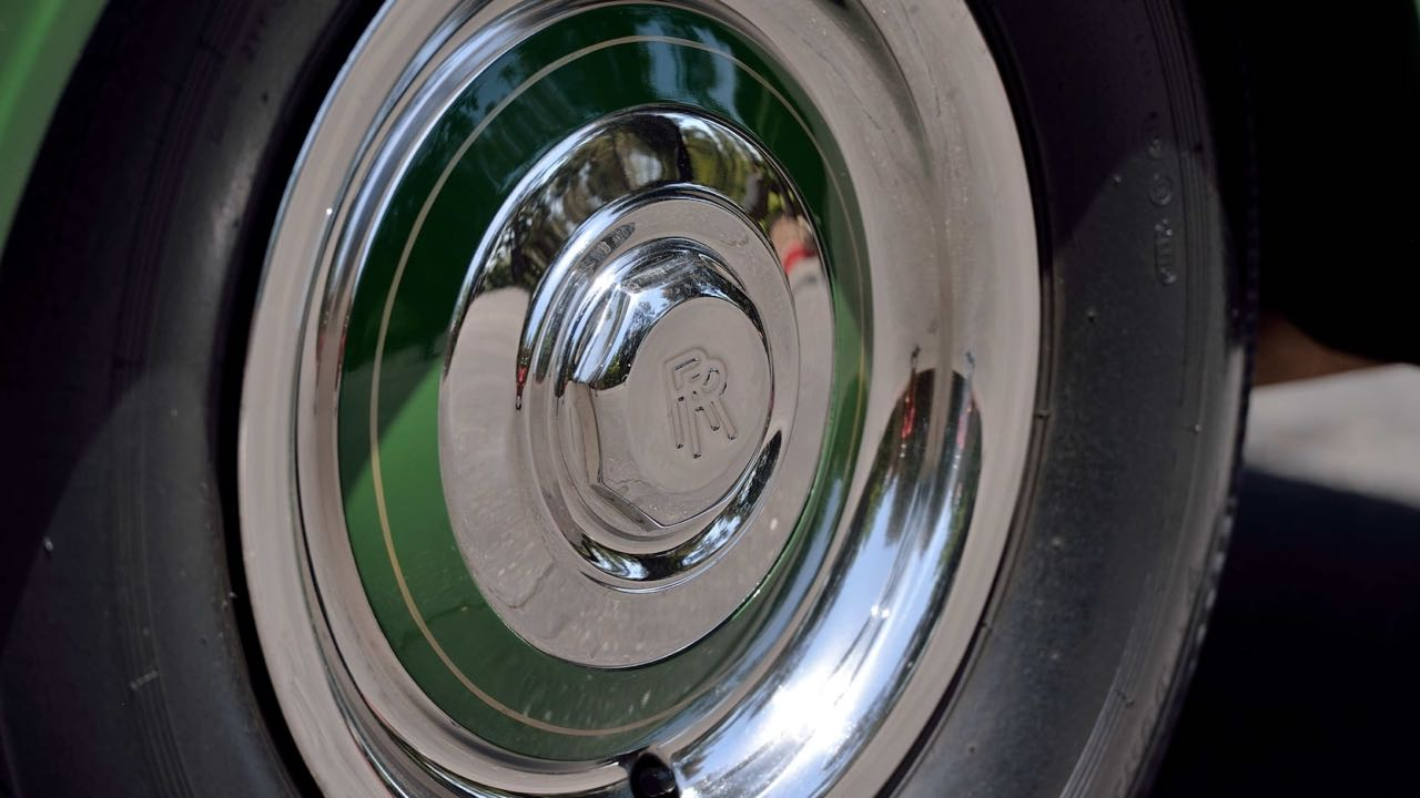 '69 Rolls Royce Phantom Mulliner Park Ward... Club V.I.P ! 2