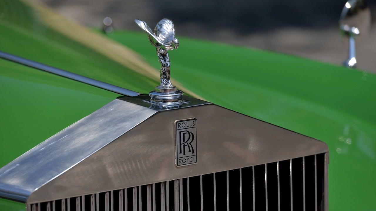 '69 Rolls Royce Phantom Mulliner Park Ward... Club V.I.P ! 1