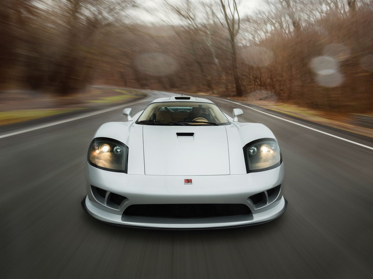Saleen S7 Atmo ou Twin Turbo... Sans compromis ! 1