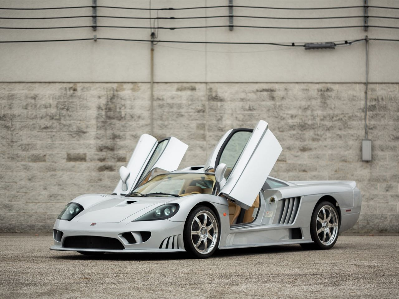 Saleen S7 Atmo ou Twin Turbo... Sans compromis ! 2