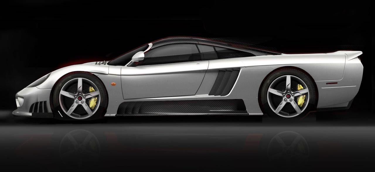 Saleen S7 Atmo ou Twin Turbo... Sans compromis ! 17
