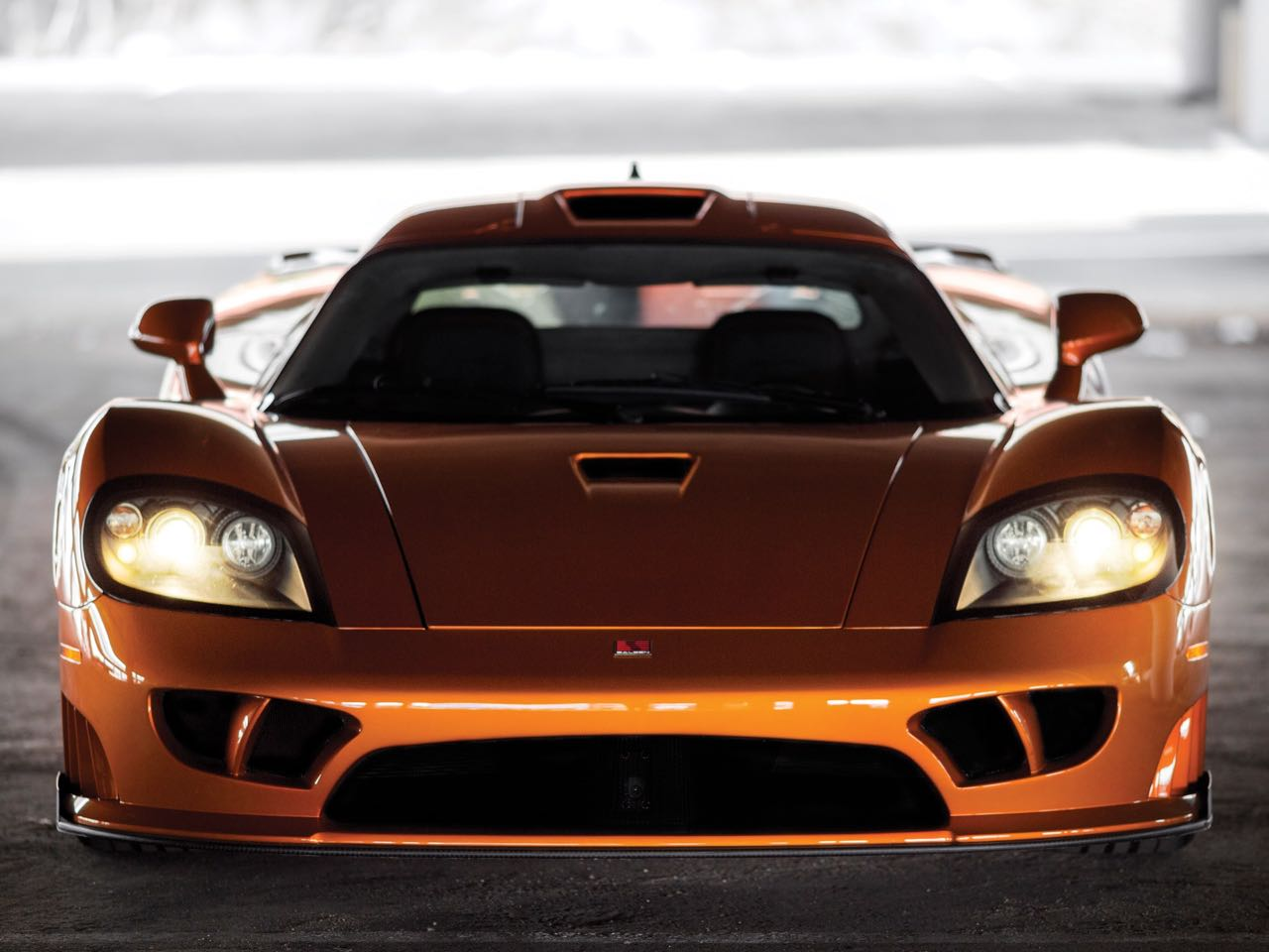 Saleen S7 Atmo ou Twin Turbo... Sans compromis ! 15