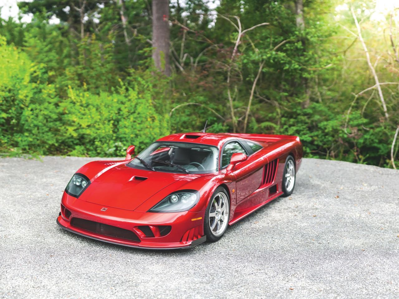 Saleen S7 Atmo ou Twin Turbo... Sans compromis ! 9