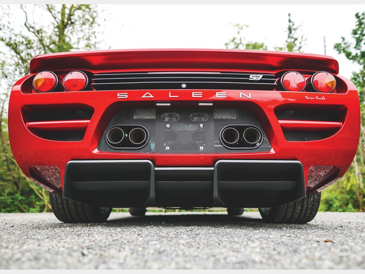Saleen S7 Atmo ou Twin Turbo... Sans compromis ! 11