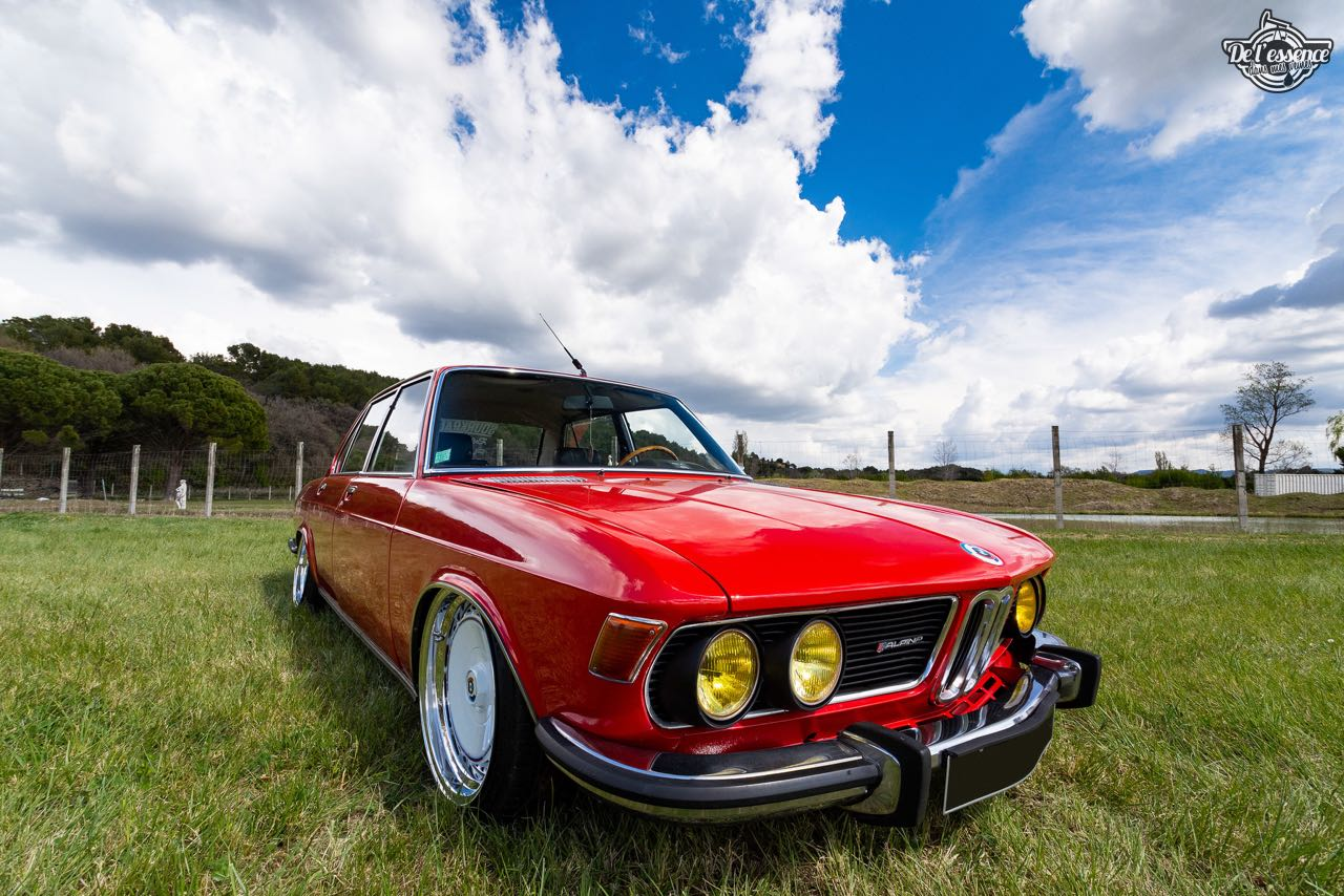 David '73 BMW E3... Saved the llama ! 23
