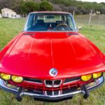 David '73 BMW E3... Saved the llama ! 11