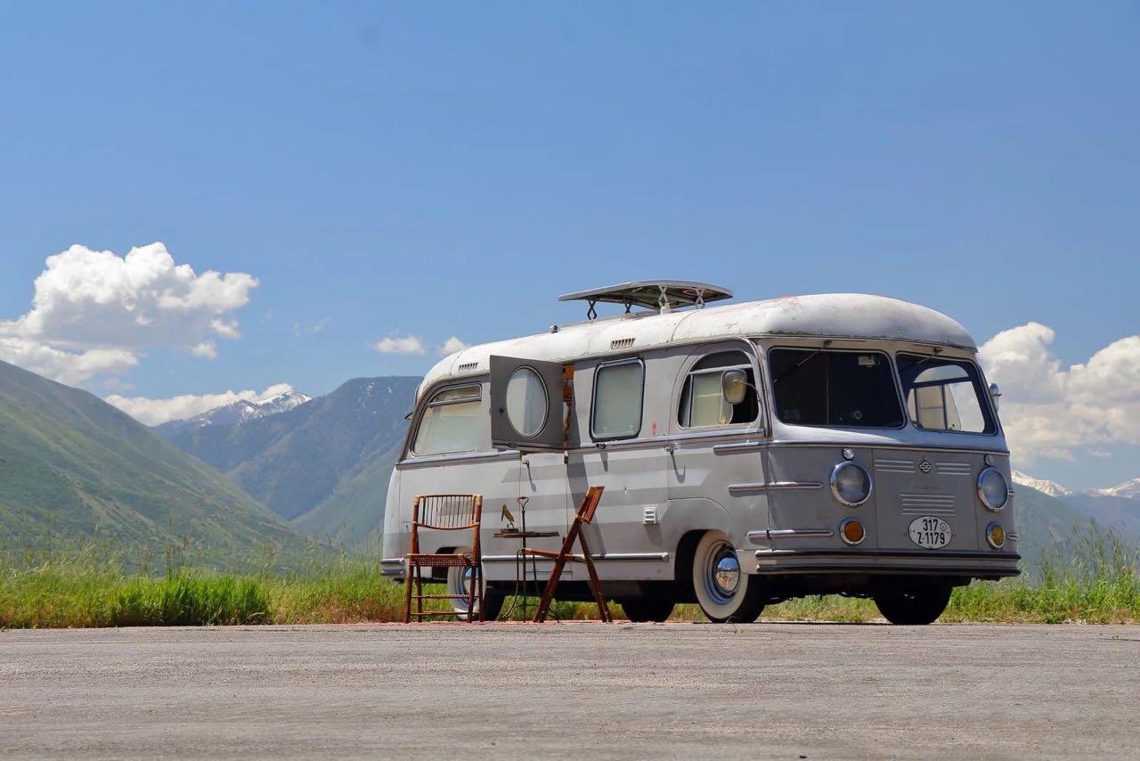 Tempo Mikafa Sport Camper... Le camping en Porsche ! 14