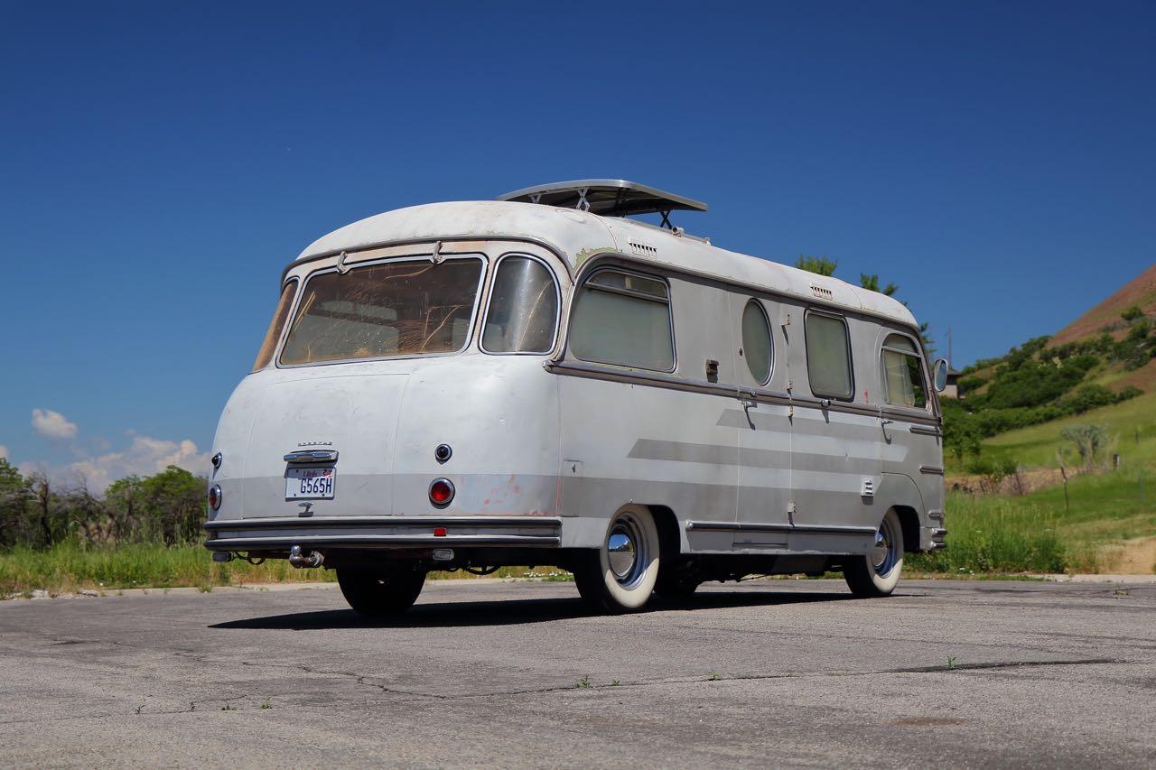 Tempo Mikafa Sport Camper... Le camping en Porsche ! 3