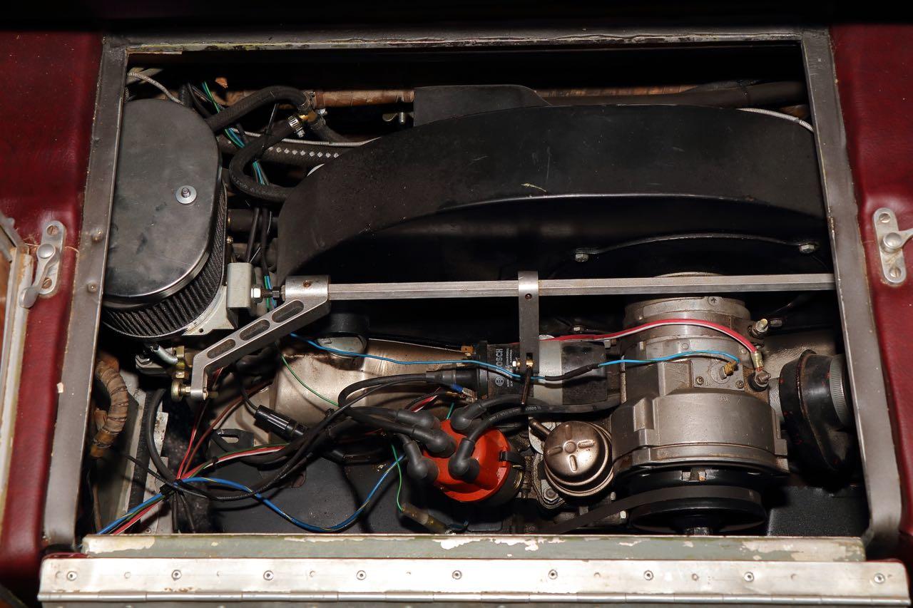 Tempo Mikafa Sport Camper... Le camping en Porsche ! 8