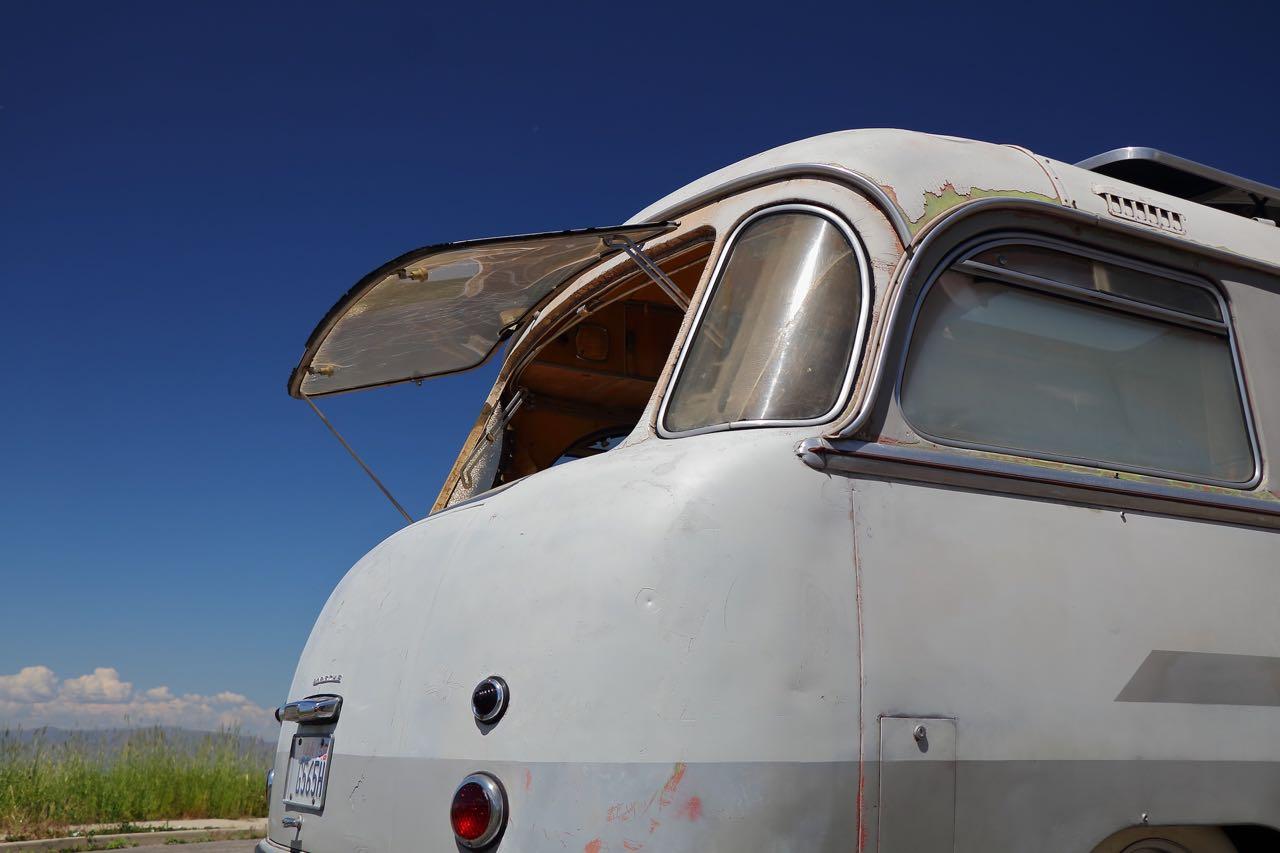 Tempo Mikafa Sport Camper... Le camping en Porsche ! 9