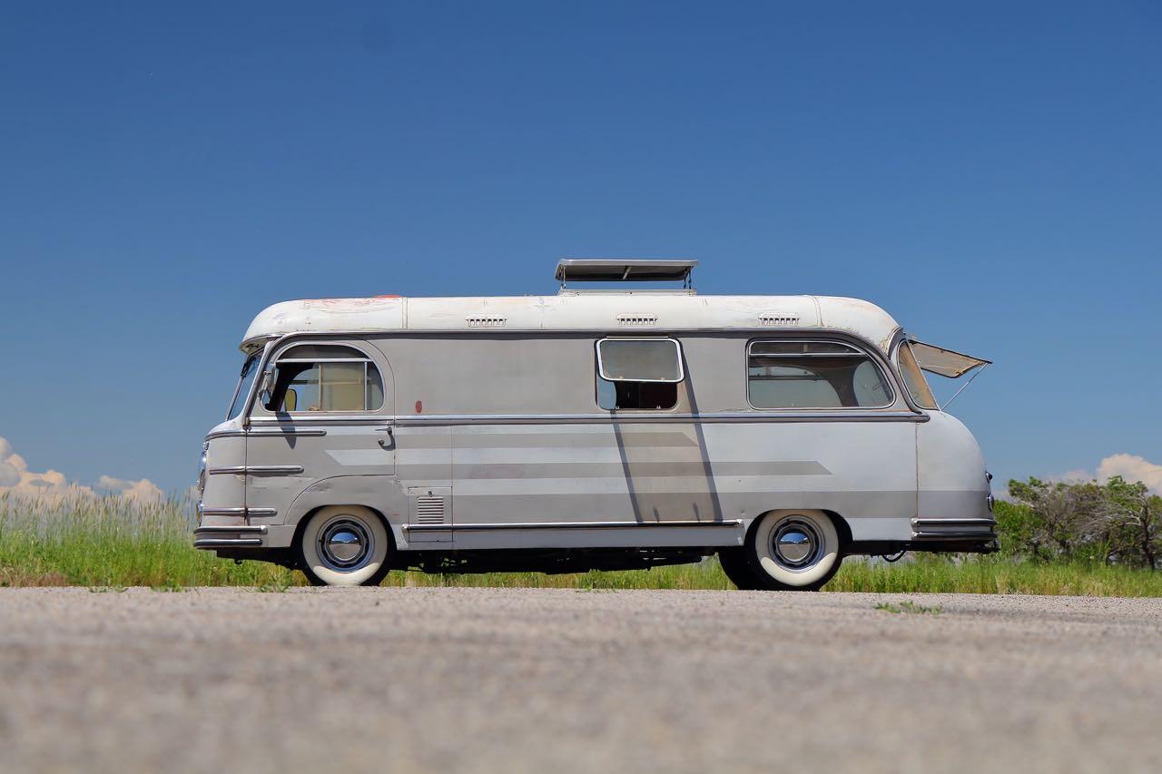 Tempo Mikafa Sport Camper... Le camping en Porsche ! 6