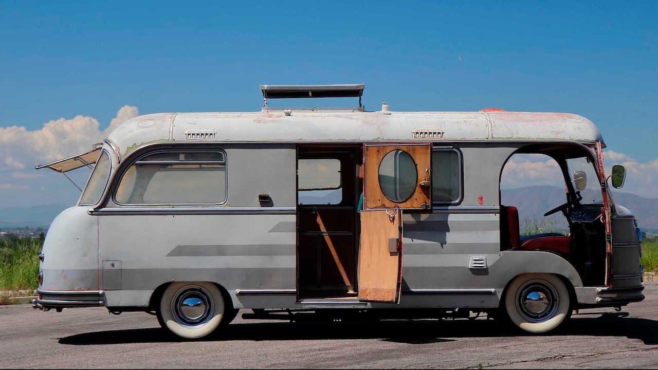 Tempo Mikafa Sport Camper... Le camping en Porsche ! 2