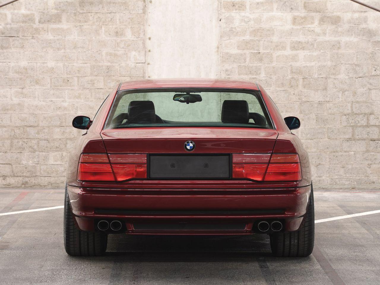 Alpina B12 5.7 1994 - Pas de M8 ? Pas grave ! 1