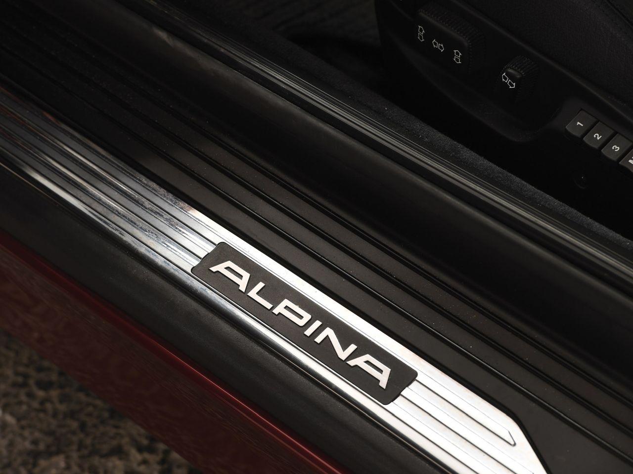 Alpina B12 5.7 1994 - Pas de M8 ? Pas grave ! 5
