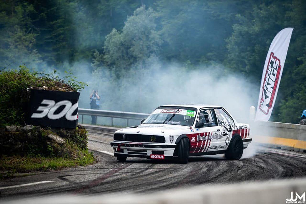 "#Drifteur : Dion Kajtazi et sa E30 ""Kalashnikov"" ! 38"