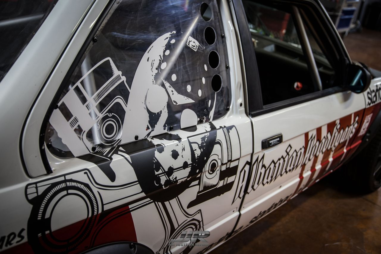 "#Drifteur : Dion Kajtazi et sa E30 ""Kalashnikov"" ! 42"