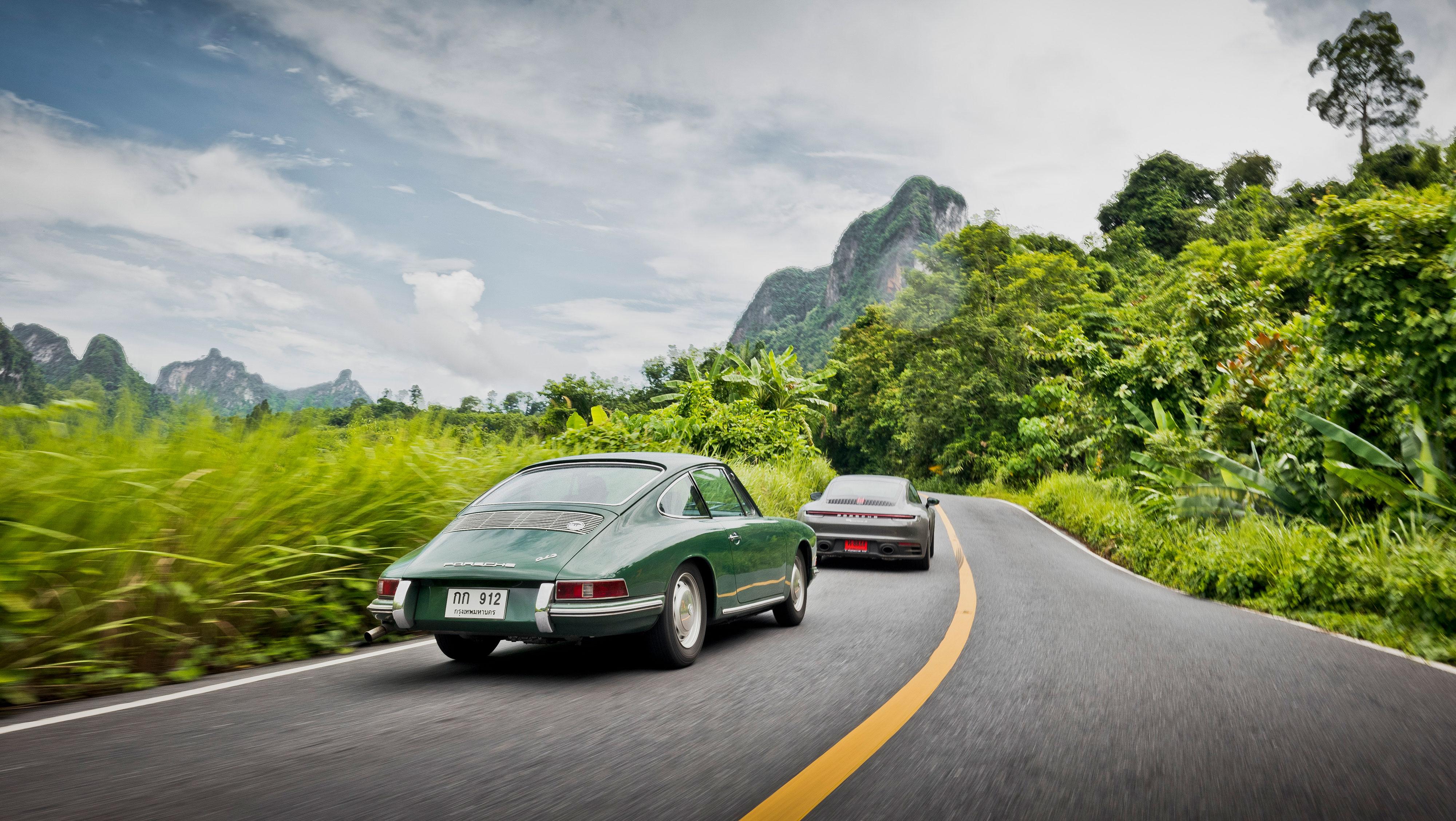 Soul Of Porsche - Porsche 911's Hall of Fame ! 8