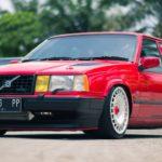 Volvo 940 turbo - The Red Brick ! 30