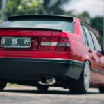 Volvo 940 turbo - The Red Brick ! 9
