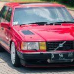 Volvo 940 turbo - The Red Brick ! 12
