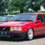 Volvo 940 turbo - The Red Brick ! 13