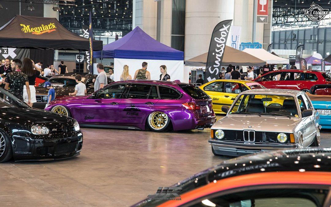 Swiss Car Event 2K19 – DE LA FRAPPE !!