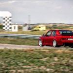 Hillclimb Monster : Alfa 75 Turbo... 410 ch dans l'derrière !