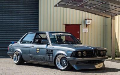 BMW 328i E21… Perfection signée Dreamworks Cartuning !