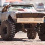 The Mudmaro : La fusion d'un Hummer H1 et d'une Camaro !