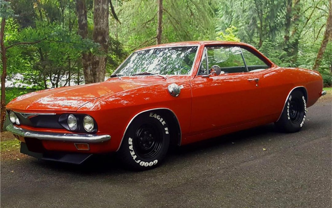 '65 Chevrolet Corvair Monza – Sobre, c'est bien aussi…