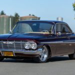 '61 Chevrolet Impala Custom... West Coast !