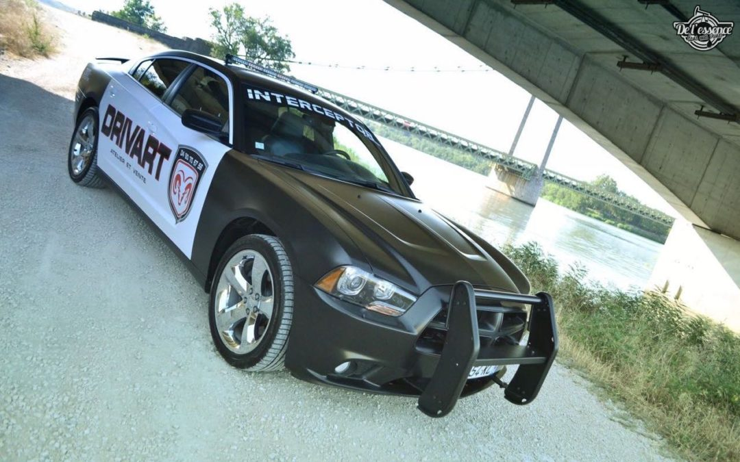 Dodge Charger R/T… Drivart Police Department !